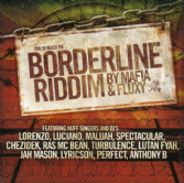 Various - Borderline Riddim (Irie Ites) CD